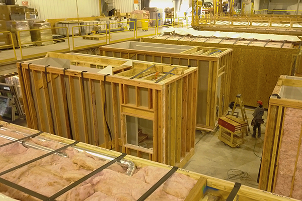 Modular commercial construction with Homeway Commercial is a better way to build.