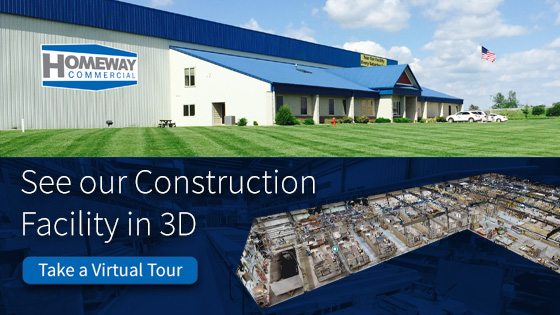 Take a virtual tour of our Construction Facility