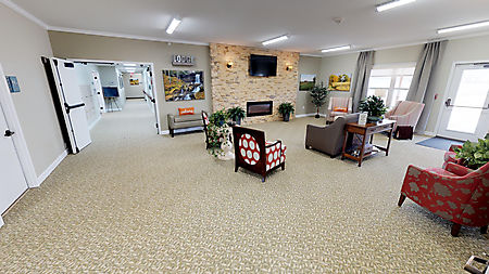 The Lodge at Manito Dr Offices_9