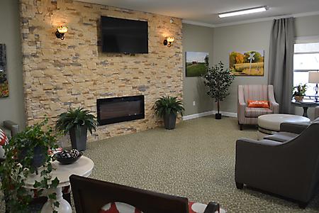 TV common room